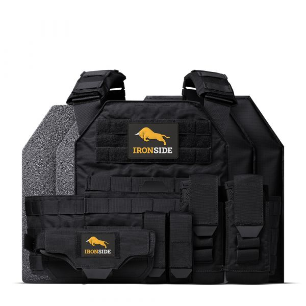 Constitution Rifle Plates & Trauma Pads Package