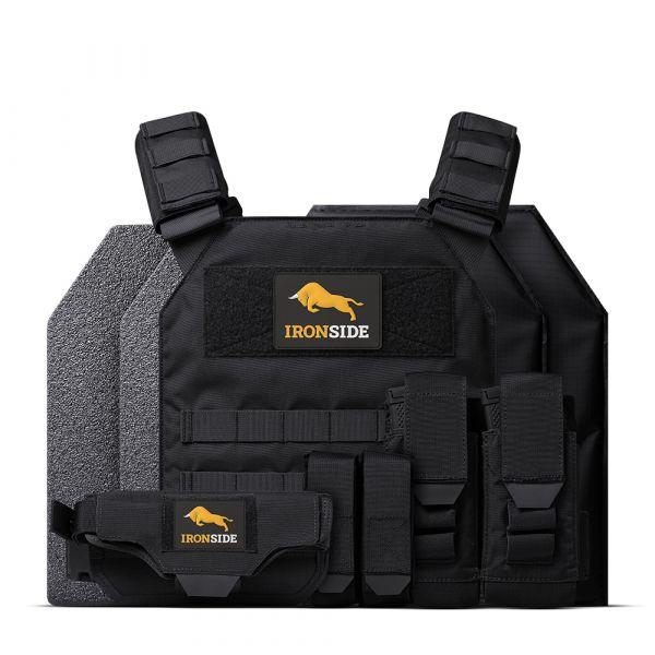 Cromwell Rifle Plates & Trauma Pads Package